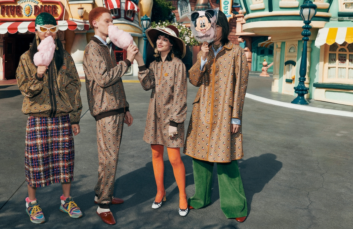 Gucci Year of the Mouse collection