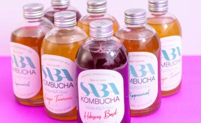 Saba Kombucha Cleanse