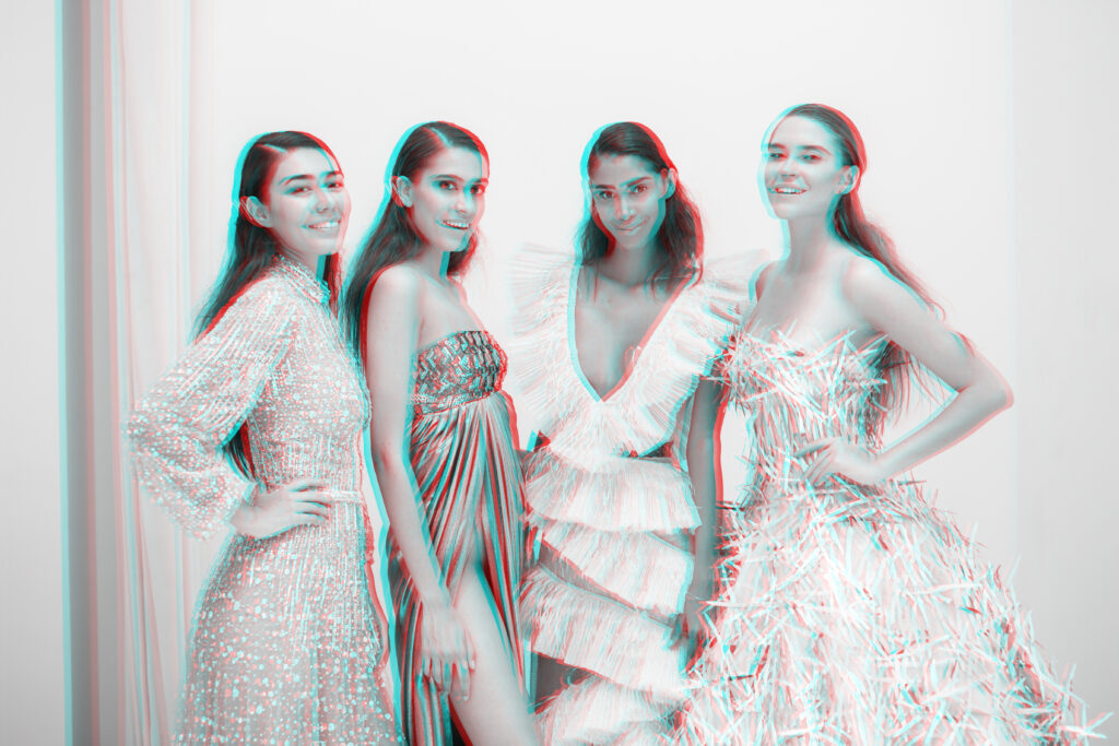 arab fashion week online