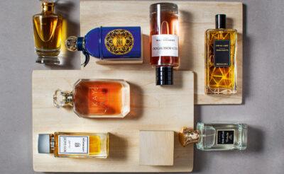 Middle East fragrances