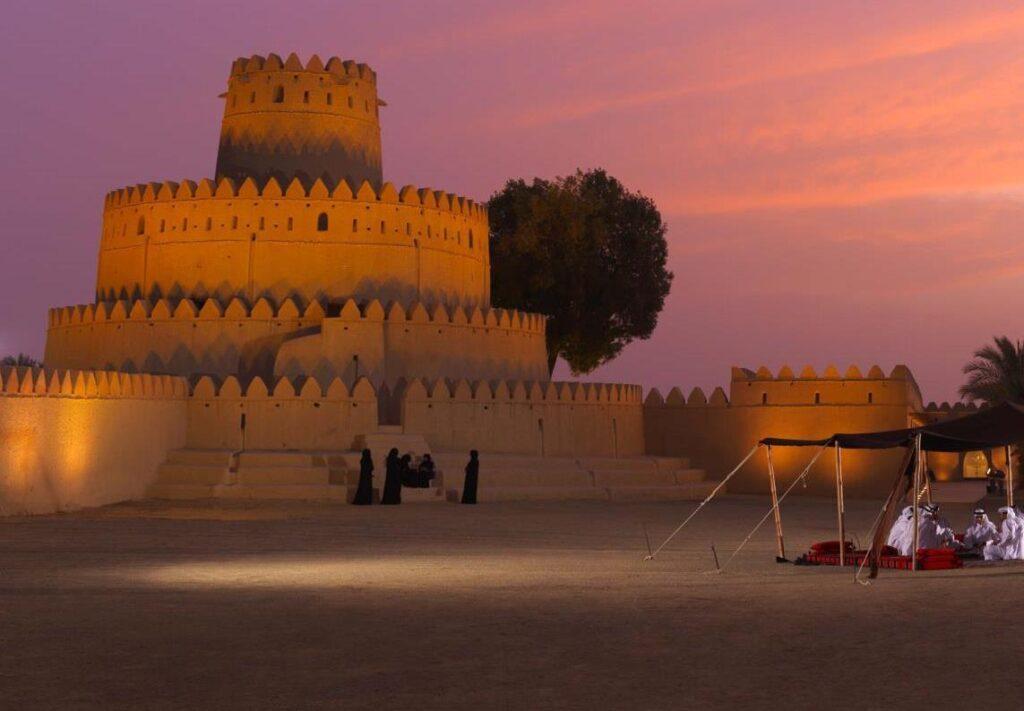 abu dhabi cultural sites