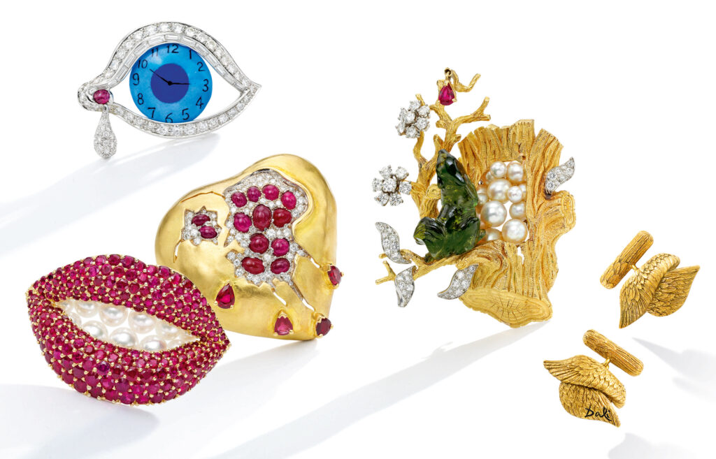 jewellery at auction