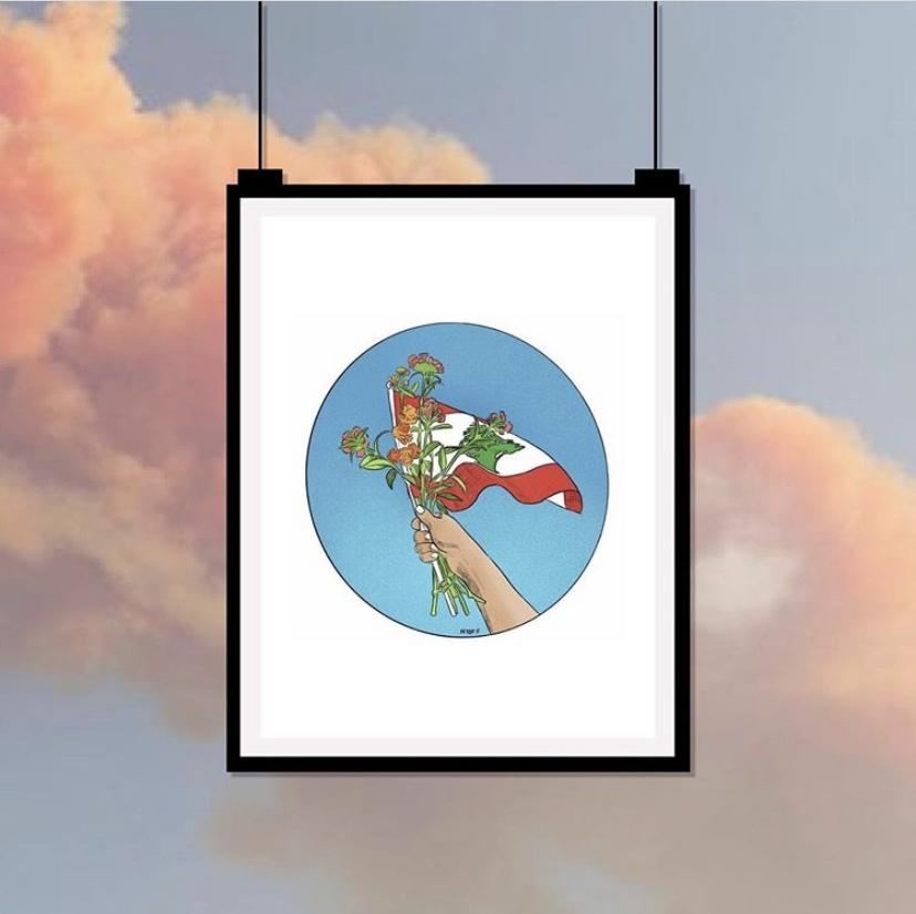 art for Lebanon