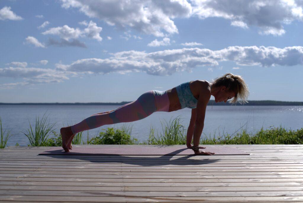 five minute plank