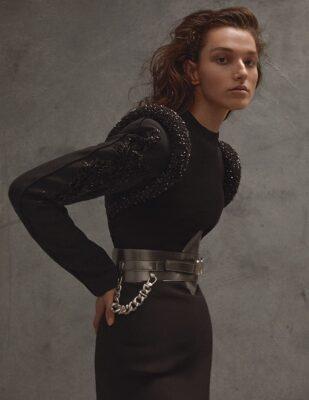 Fashion shoot daywear