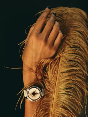dior jewellery shoot