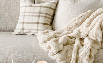 pottery barn throw