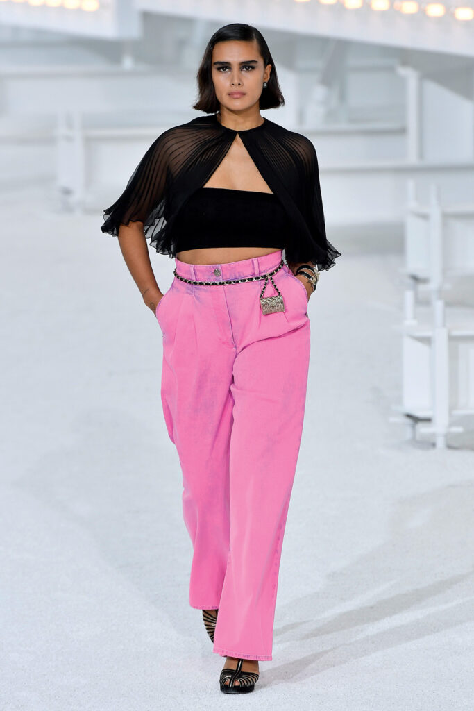 Pink trend ss21