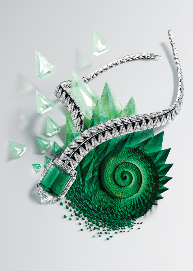cartier high jewellery collection