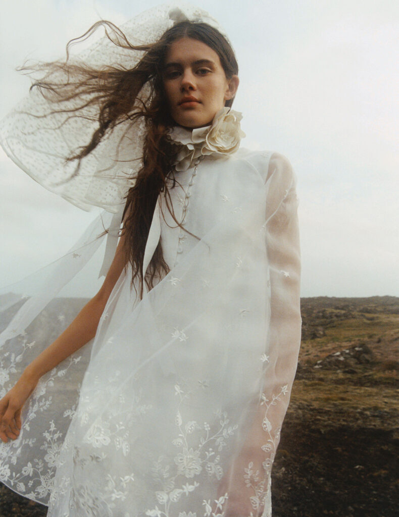 Erdem the white collection