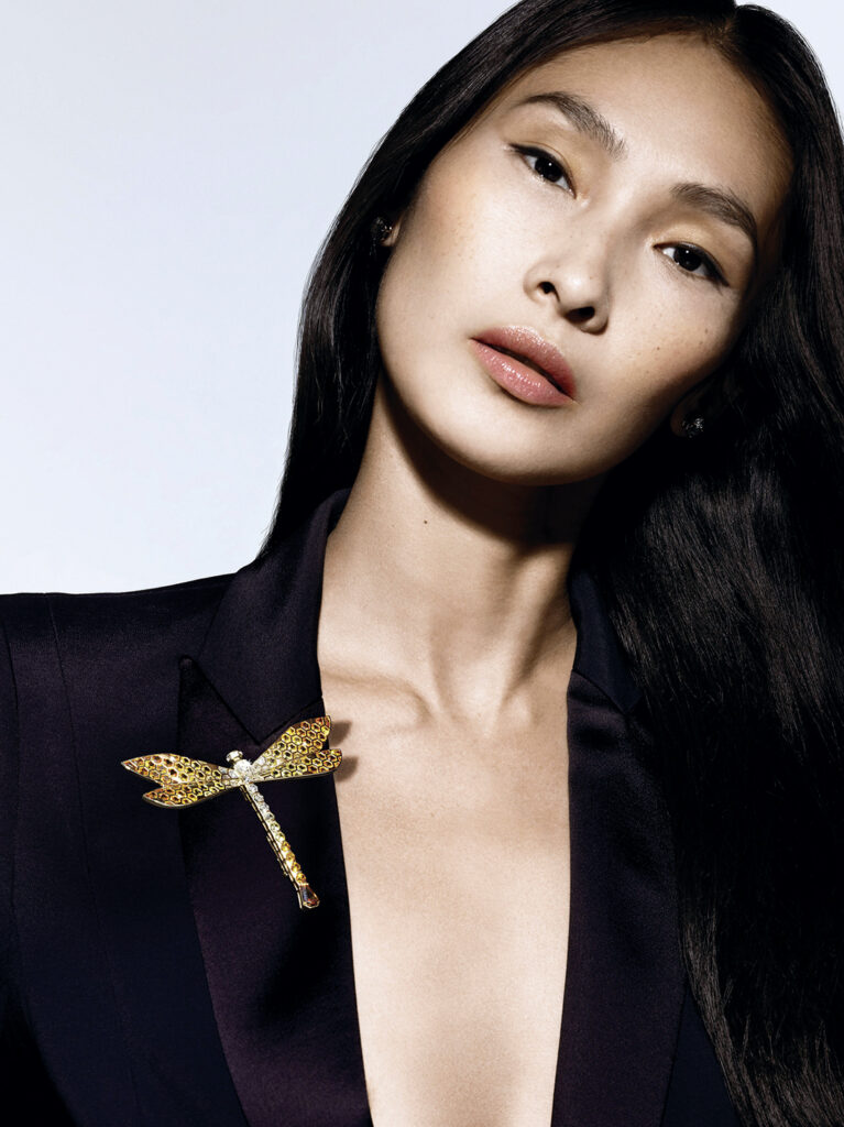 Tiffany & Co. nature-inspired high jewellery collection