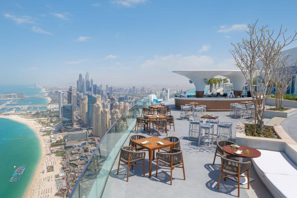 ZETA Seventy Seven Address Beach Resort Dubai