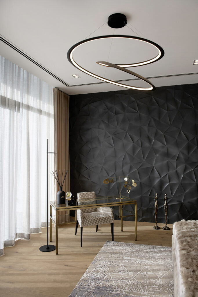 Interior designer Sawsan's home