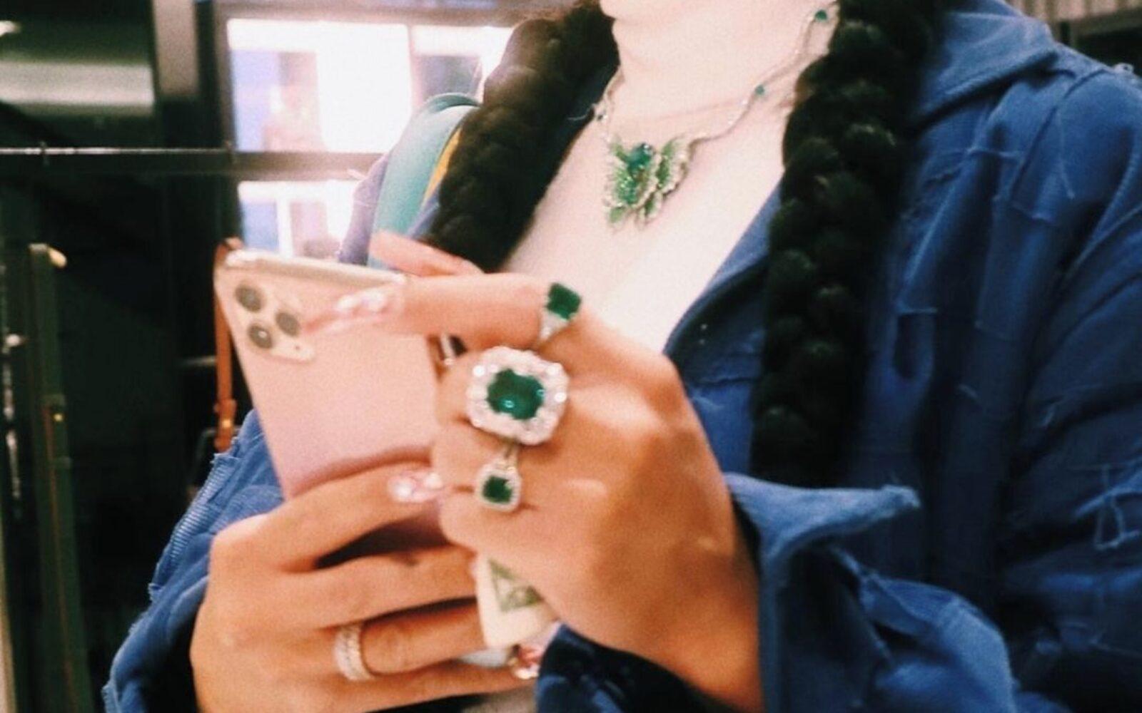 Spring high jewellery