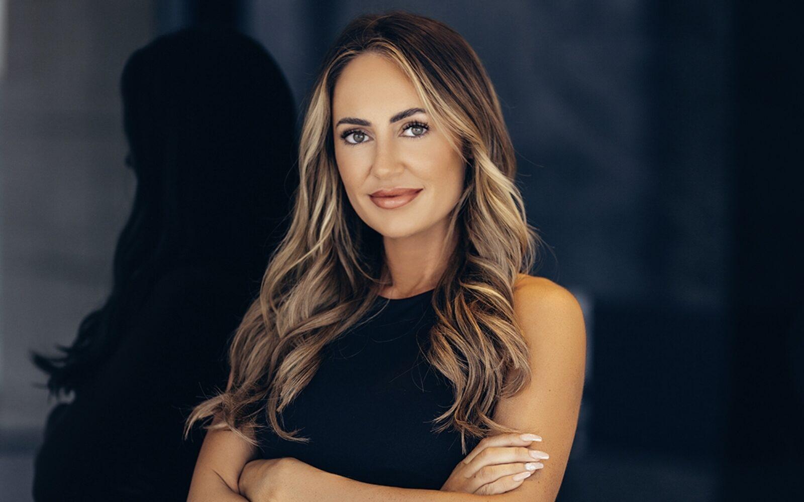 L'Couture founder Lyndsay Doran