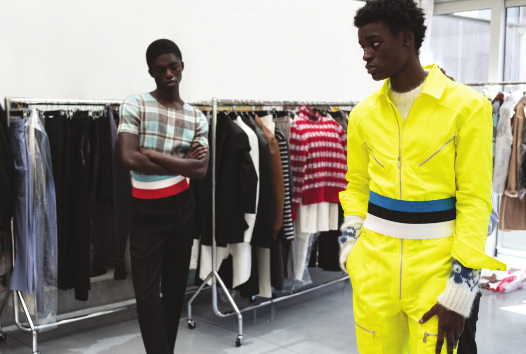 Kim Jones On His Collaboration With Artist Amoako Boafo For Dior Summer 21