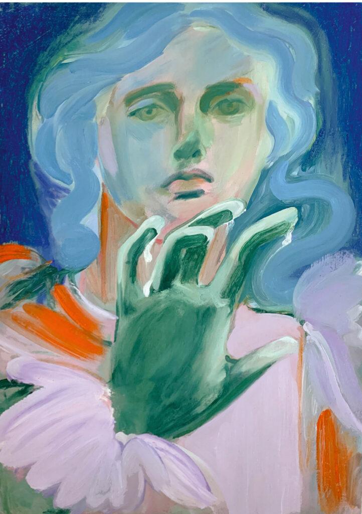 Amy Beager artist