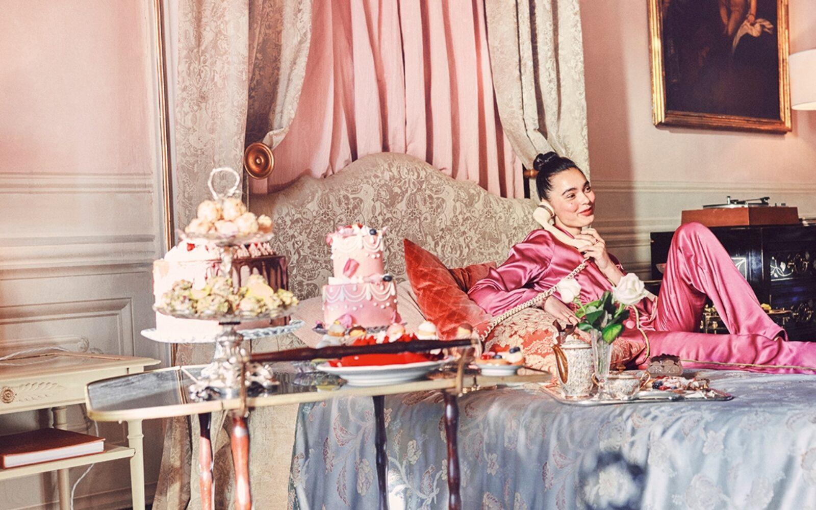 Bvlgari has unveiled Allegra, it's latest perfume collection
