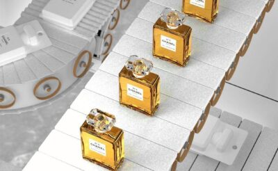 Chanel's iconic N°5 fragrance is reimagined in Chanel Factory 5