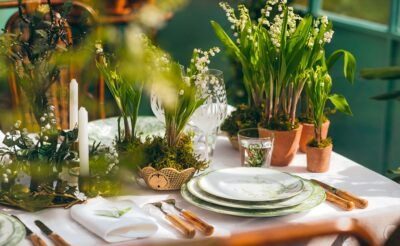 Tablescaping