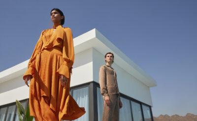Harvey Nichols Dubai Pre-Fall 2021 collection