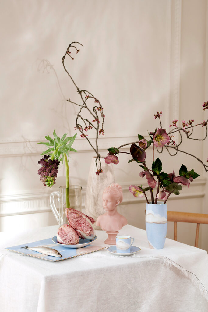 The art of tablescaping is transforming dinners at home into elaborate parties