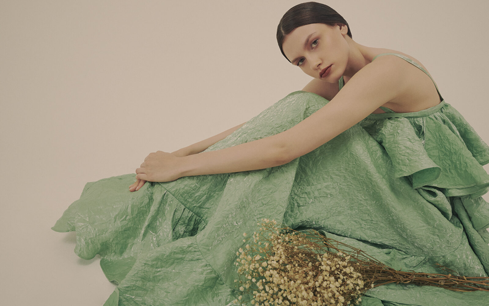 Blossom, a fashion shoot from MOJEH's May issue