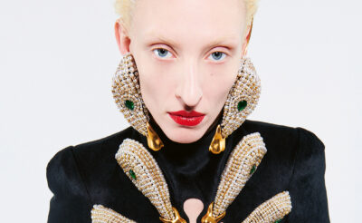 Shiaparelli demonstrates how bold beauty can be worn on and off the runway