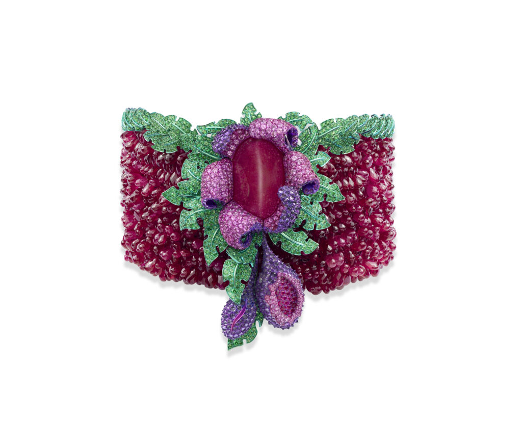 Chopard Red Carpet 2021 Paradise high jewellery collection