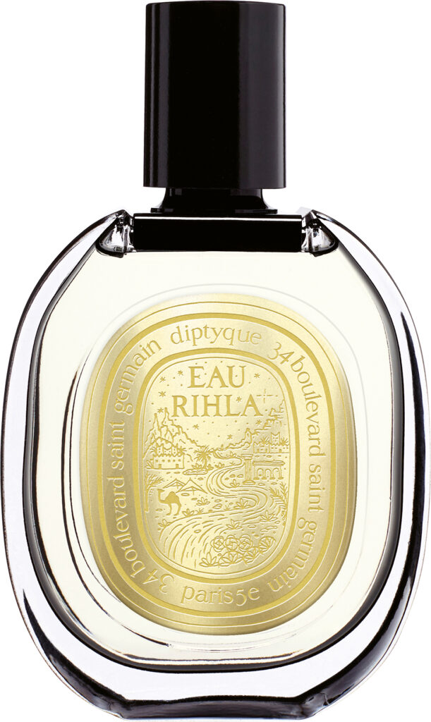 Eau Rilha by diptyque is a perfect summer fragrance