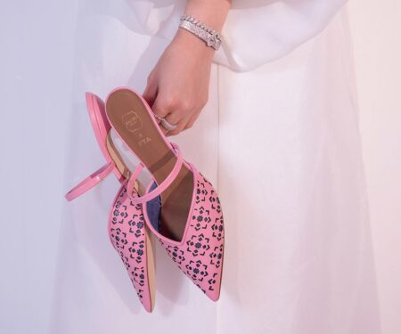 Malone Souliers partners with Fashion Trust Arabia for a limited-edition capsule