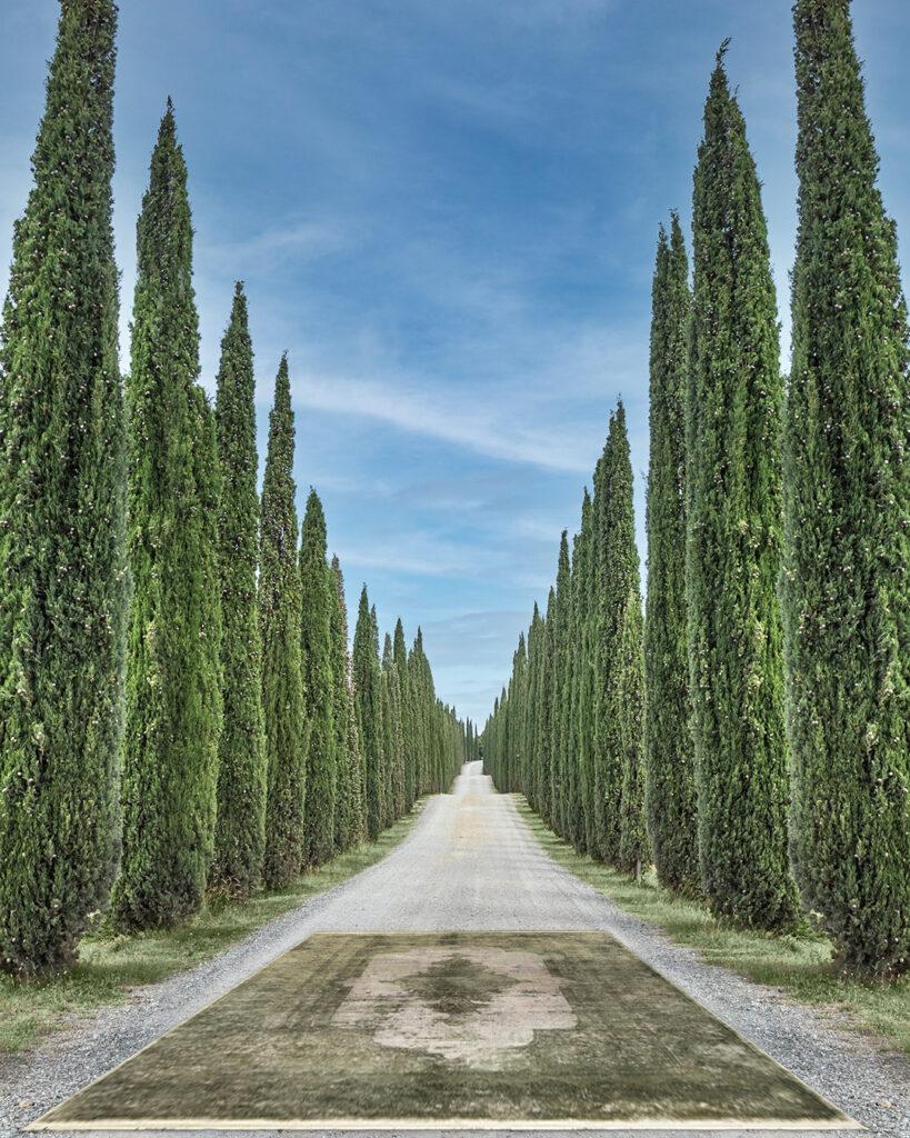 Sahrai rugs takes you to Tuscany through its Italian Summer Vibes showcase