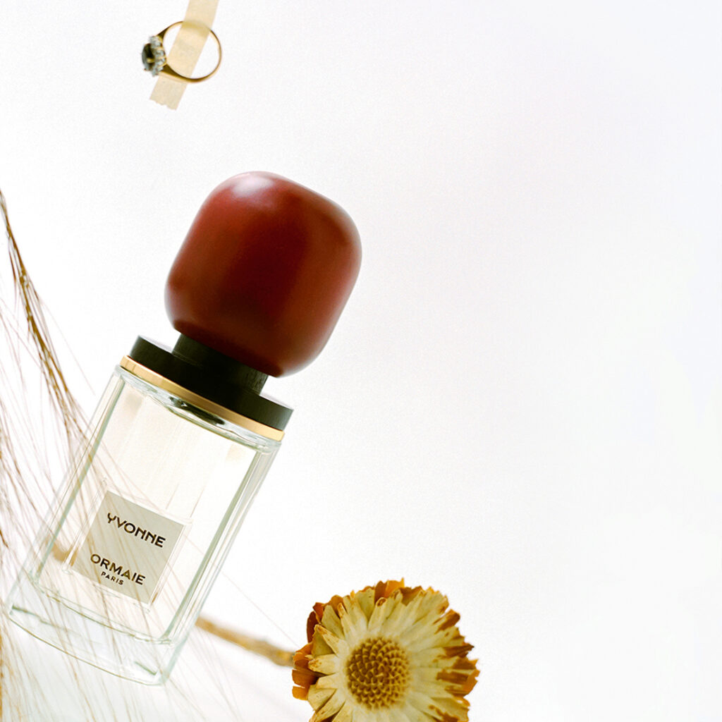Ormaie creates sustainable fragrances with natural ingredients