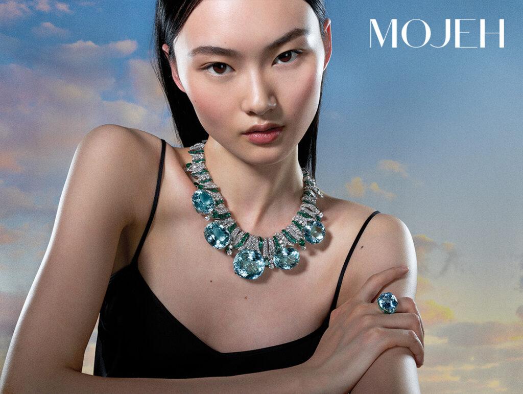 Bvlgari Mediterranean Queen High Jewellery necklace