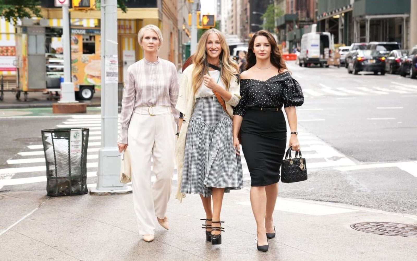 This Instagram account shares all the outfits from SATC reboot And Just Like That