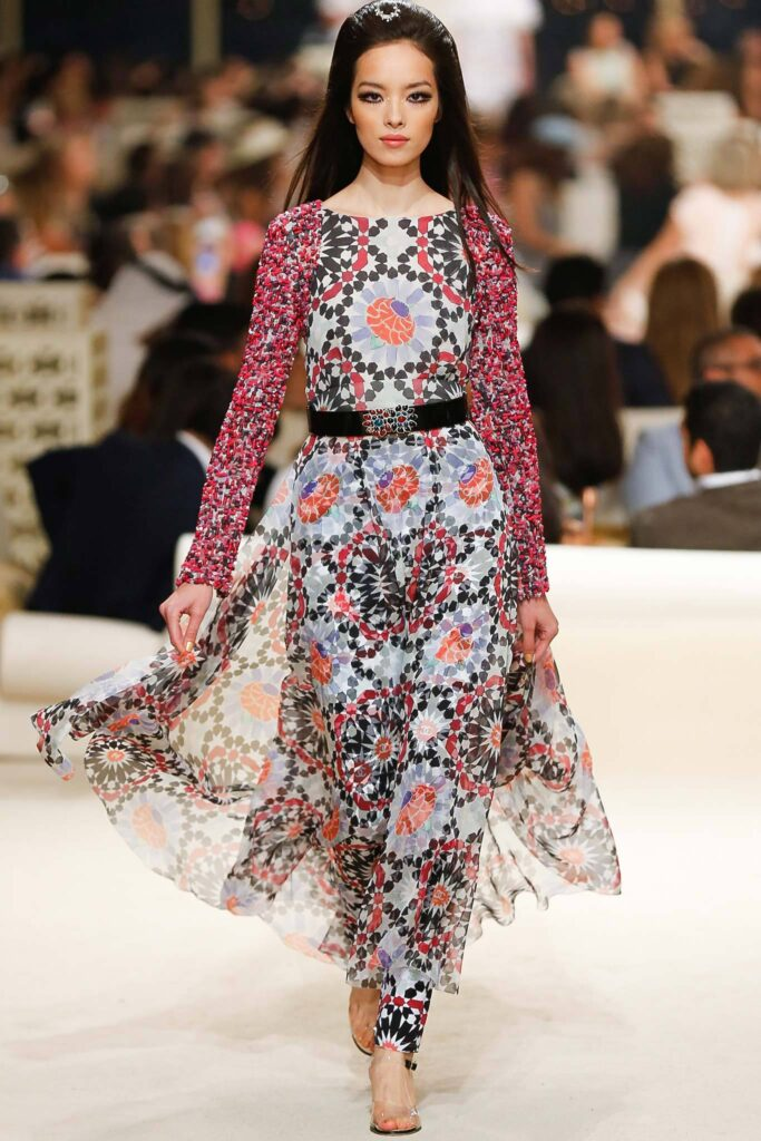 The last time Chanel came to Dubai was to show the Arabian Nights-themed Cruise 2014/15 Collection