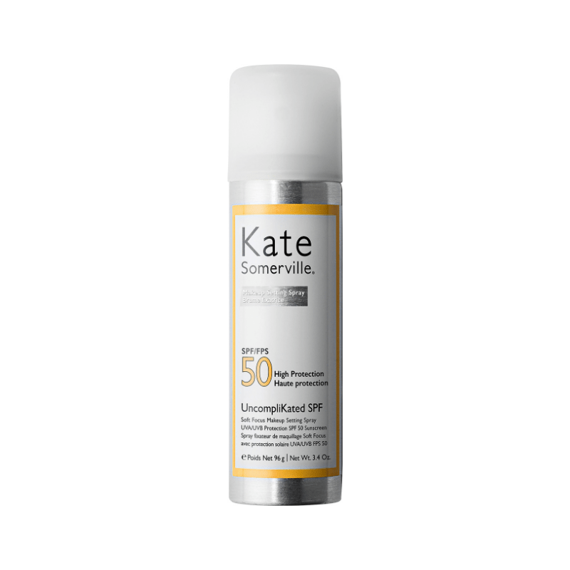 Kate Somerville UncompliKated Soft Focus Makeup Setting Spray SPF50