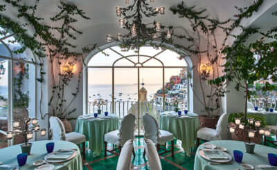Restaurant Guide: Le Sirenuse has one of the best views in Italy