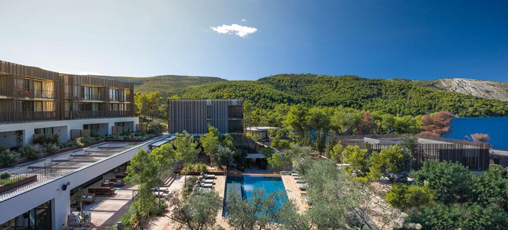 Luxury Europe destinations to book now; Maslina Resort Hvar