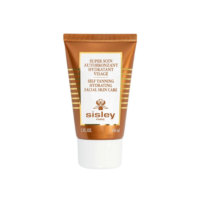 Sisley self-tanning hydrating facial skin care
