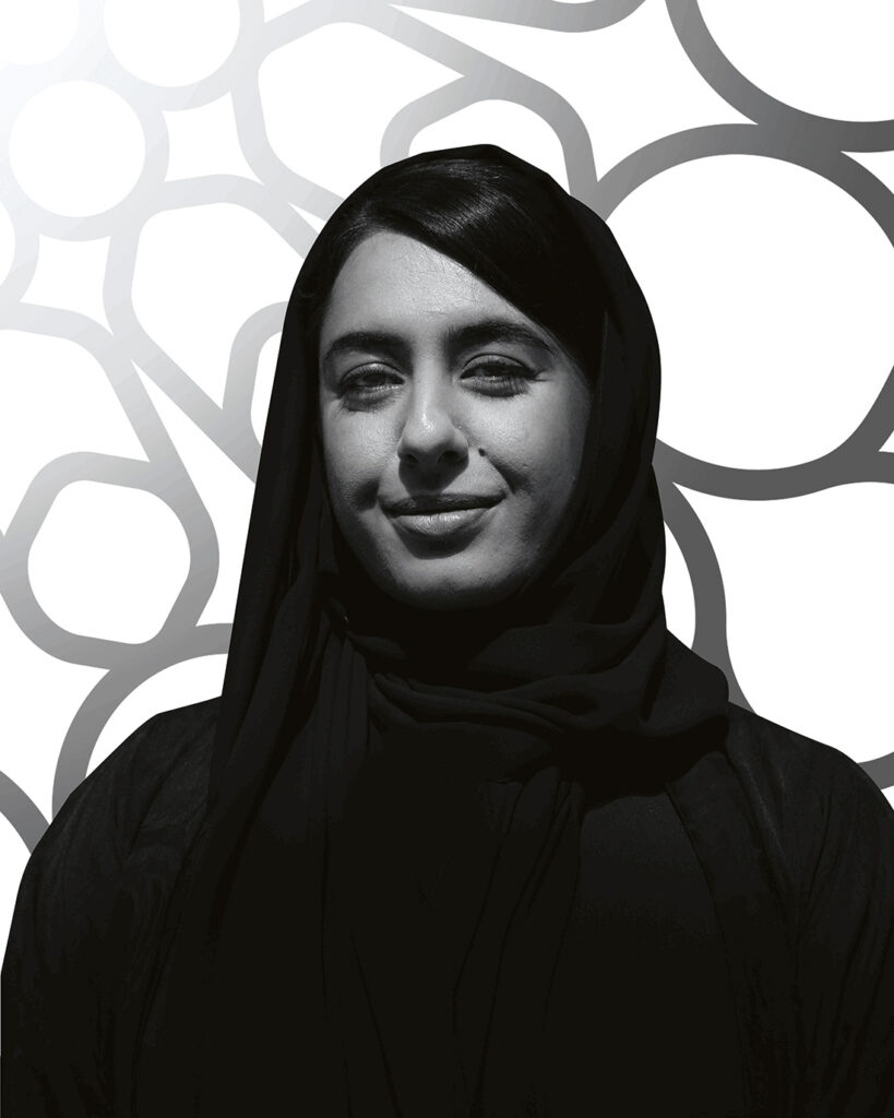 Hind Al Owais, Vice President of the International Participants Department at Expo 2020 Dubai and the mind behind the Women's Pavilion