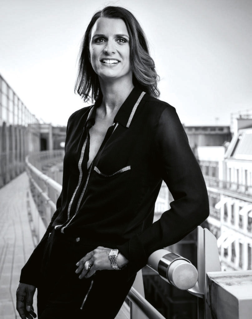 Sophie Doireau, Cartier's CEO for the Middle East, India and Africa