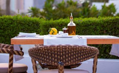 #HauteHangouts: Carine, Emirates Golf Club Dubai