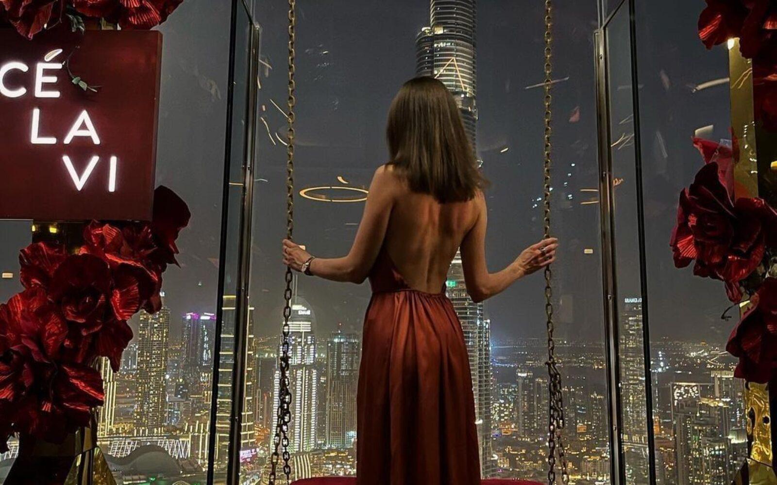Ce La Vi, Address Sky View Dubai launches a vegan menu