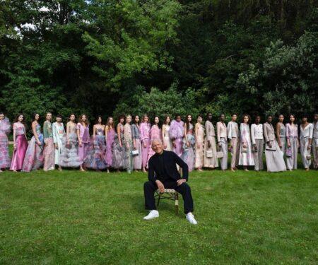 Giorgio Armani One Night Only Fashion Show