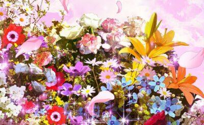 Gucci Flora Fragrance Miley Cyrus