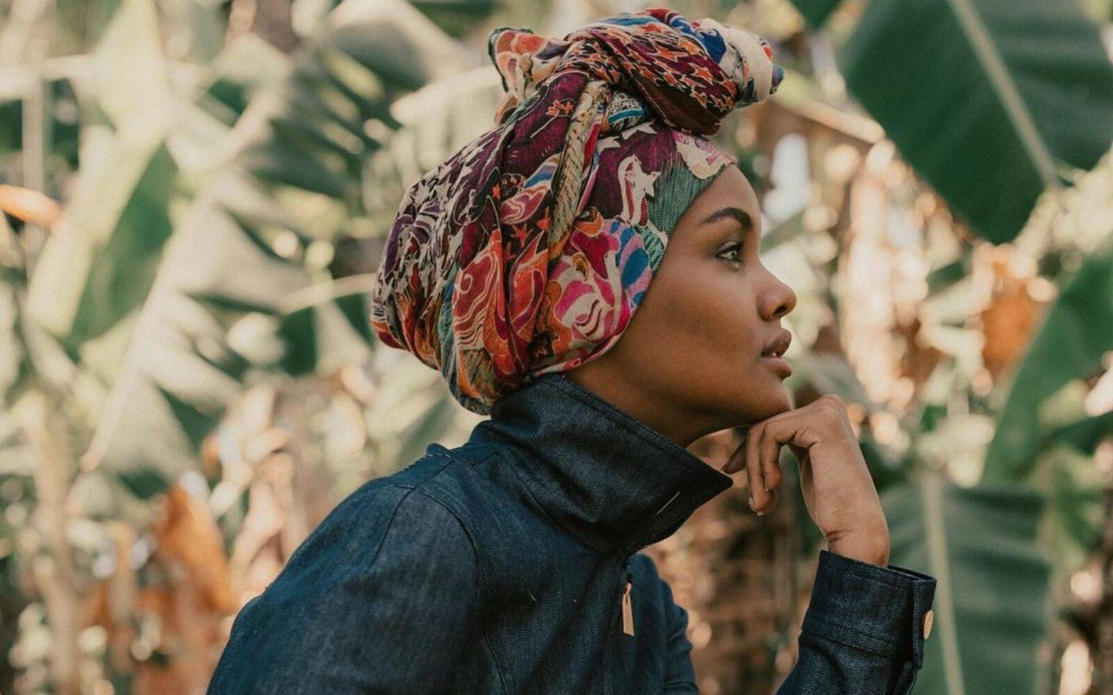 Hijabi Model Halima Aden Partners With Modanisa