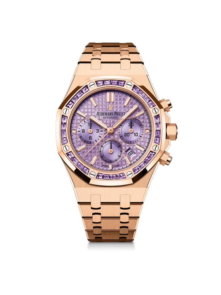 Audemars Piguet Royal Oak Self-Winding Chronograph Watch
