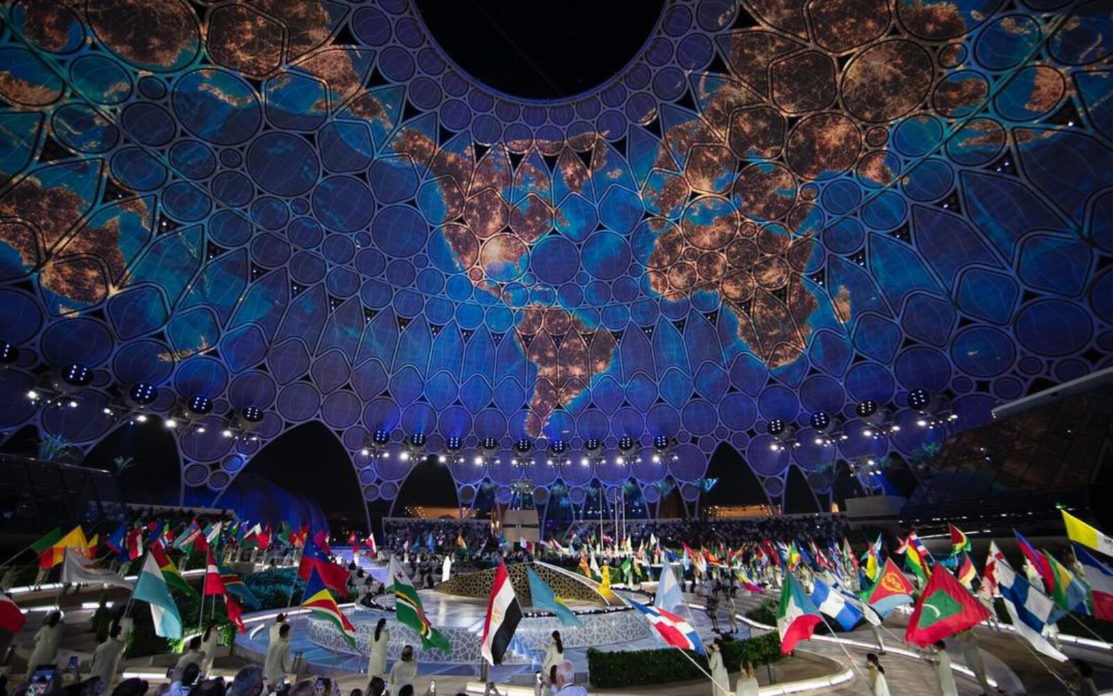 Expo 2020 Dubai Opening Ceremony; Free Tickets When You Book With Emaar Hospitality Group Hotels