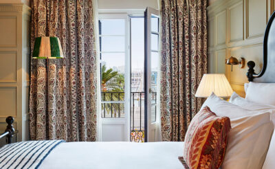 Turn your home into a holiday haven; replicate the luxury at the Soho House hotel in Barcelona